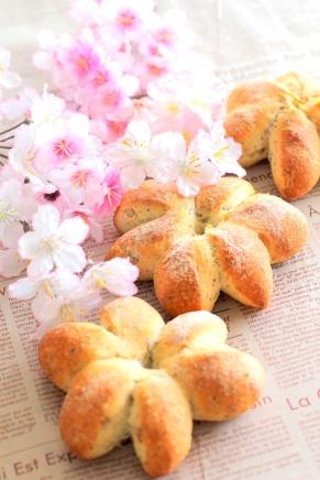 桜のフランスパン3_mini